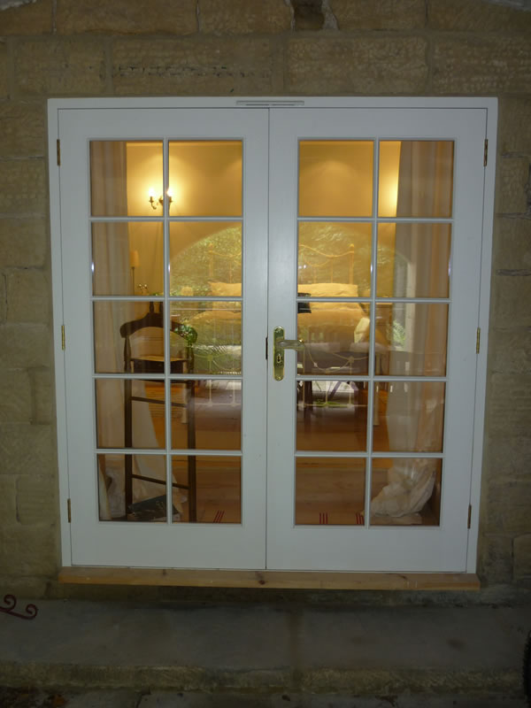 Double French Doors 600 x 800