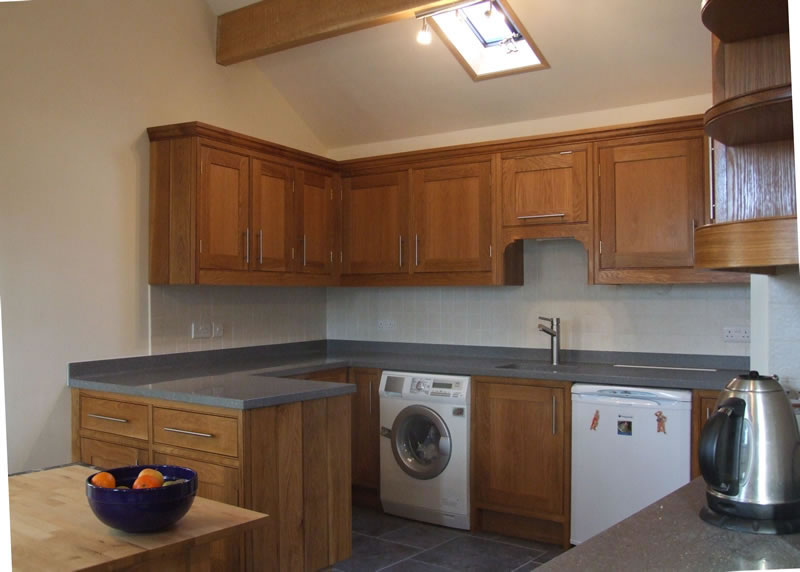 Kitchen styles with white cabinets - Bespoke Kitchens Cabinets Drawers Work Surfaces And